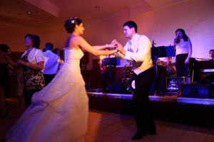 Esküvői tánc